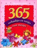 365 verhaaltjes en versjes voor meisjes