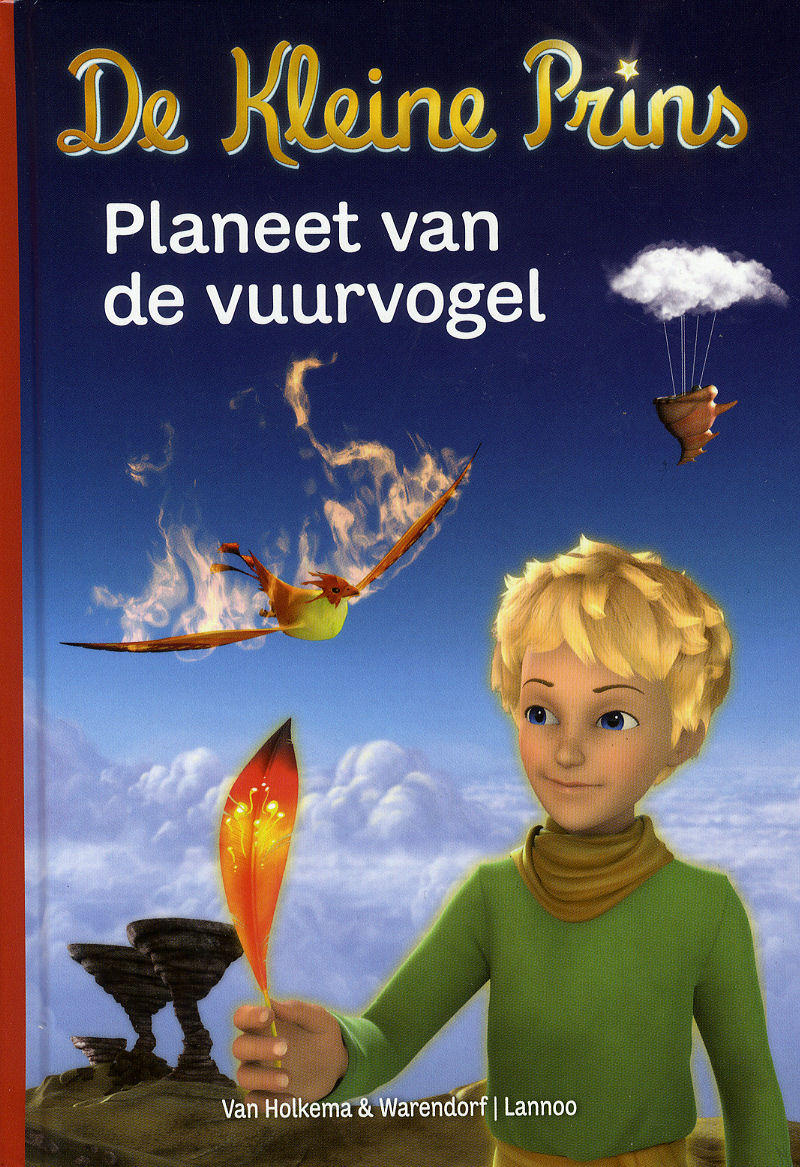 Planeet van de vuurvogel