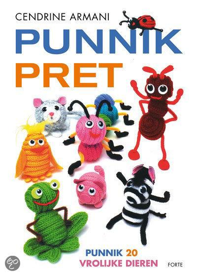 Punnikpret - Punnik 20 vrolijke dieren