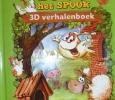 Wie wil spelen met Boris het spook? 3D Verhalenboek  Ellie Lormans Olen, België - 2010 Uitgeverij: Yoyo Books
